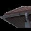 ТН ПВХ МАКСИ колено трубы 67°, коричневое - 4