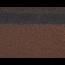 ТЕХНОНИКОЛЬ Гибкая черепица, коньково-карнизная, Личи - 1
