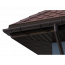 ТН ПВХ D125/82 мм решетка желоба защитная 0,6м - 12