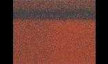 Коньки-карнизы SHINGLAS Красный 253х1003 мм (20 гонтов, 20 пог.м, 5 кв.м)