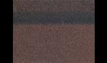 Коньки-карнизы SHINGLAS Коричневый 253х1003 мм (20 гонтов, 20 пог.м, 5 кв.м)
