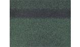 Коньки-карнизы SHINGLAS Зелёный 253х1003 мм (20 гонтов, 20 пог.м, 5 кв.м)