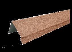 ТЕХНОНИКОЛЬ HAUBERK наличник оконный металлический LUX, песчаный, шт.