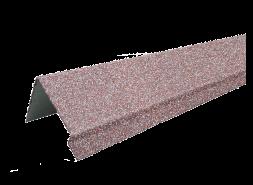 ТЕХНОНИКОЛЬ HAUBERK наличник оконный металлический LUX, мраморный, шт.