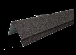 ТЕХНОНИКОЛЬ HAUBERK наличник оконный металлический LUX, кварцит, шт.