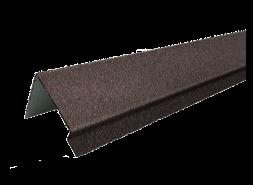 ТЕХНОНИКОЛЬ HAUBERK наличник оконный металлический LUX, баварский, шт.