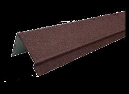 ТЕХНОНИКОЛЬ HAUBERK наличник оконный металлический LUX, обожженный, шт.