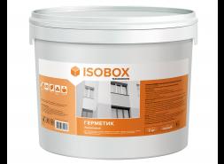 Герметик ISOBOX  Акриловый для межпанельных швов (белый), 7кг