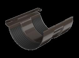 ТН МВС, соединитель желоба, тёмно-коричневый