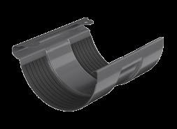 ТН МВС, соединитель желоба, графитово-серый