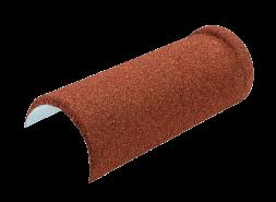 Конек полукруглый LUXARD Коралл, 395х148 мм, (радиус 74 мм)