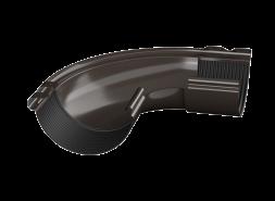 ТН МВС, внешний угол 90°, тёмно-коричневый