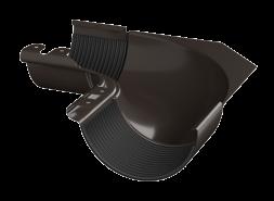 ТН МВС, внутренний угол 90°, тёмно-коричневый