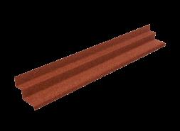 Примыкание к вертикальной стене LUXARD Коралл, 1250х52х90 мм, (0,065 кв.м)