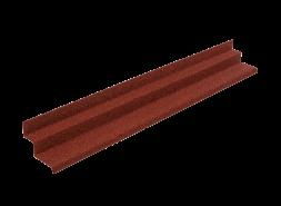Примыкание к вертикальной стене LUXARD Бордо, 1250х52х90 мм, (0,065 кв.м)