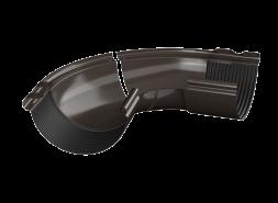 ТН МВС, угол внешний, регулируемый 100 -165°, тёмно-коричневый