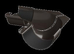 ТН МВС, угол внутренний, регулируемый 100 -165°, тёмно-коричневый