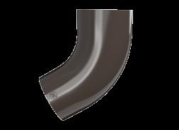 ТН МВС, колено трубы 60°, тёмно-коричневое