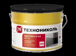 Мастика гидроизоляционная №24 (МГТН), ведро 3 кг