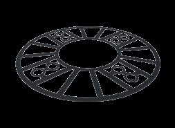 Кольцо выравнивающее, 3 мм