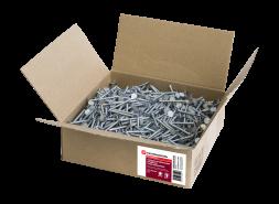 Ершенные гвозди оцинкованные SHINGLAS, 30х3,5 мм, 5 кг