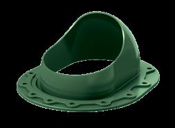 Проходной кровельный элемент SKAT кровельный, зеленый, шт.
