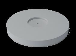ПВХ Рондель внутр диаметр 25 мм (300 шт/упак), упак