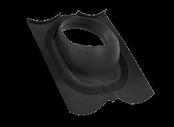 LUXARD Проходной элемент DECRA, чёрный, шт.