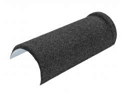 Конек полукруглый LUXARD Алланит, 395х148 мм, (радиус 74 мм)
