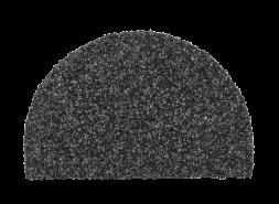 Заглушка конька полукруглого LUXARD Алланит, 95х148 мм, (радиус 74 мм)