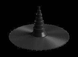 Уплотнитель антенн и труб SHINGLAS универсальный D=10-75, шт.
