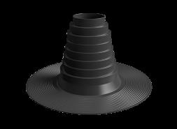 Уплотнитель антенн и труб SHINGLAS универсальный D=90-175, шт.