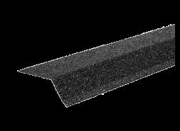 ТЕХНОНИКОЛЬ Планка карнизная с гранулятом, серый, шт.