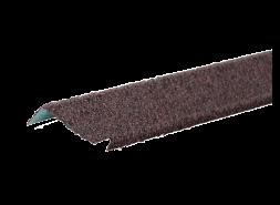 ТЕХНОНИКОЛЬ Планка примыкания с гранулятом, коричневый, шт.