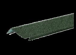 ТЕХНОНИКОЛЬ Планка примыкания с гранулятом, зеленый, шт.