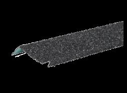 ТЕХНОНИКОЛЬ Планка примыкания с гранулятом, серый, шт.