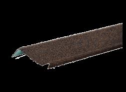 ТЕХНОНИКОЛЬ Планка примыкания с гранулятом, светло-коричневый, шт.