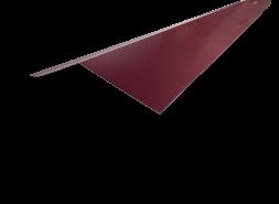 Планка карнизная  PVC RAL 3004, красная, шт.