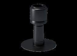 Кровельный вакуумный аэратор с клапаном, 450x420 мм