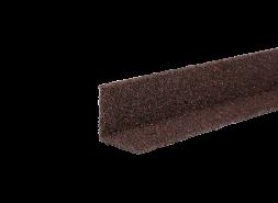 ТЕХНОНИКОЛЬ HAUBERK уголок металлический внутренний, обожженный