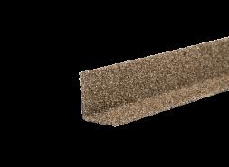 ТЕХНОНИКОЛЬ HAUBERK уголок металлический внутренний, песчаный