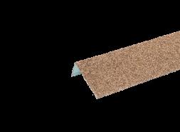 ТЕХНОНИКОЛЬ HAUBERK наличник оконный металлический, песчаный