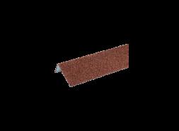 ТЕХНОНИКОЛЬ HAUBERK наличник оконный металлический терракотовый