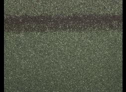 Коньки-карнизы SHINGLAS Малахит 253х1003 мм (20 гонтов, 20 пог.м, 5 кв.м)