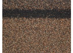 Коньки-карнизы SHINGLAS Янтарь 253х1003 мм (20 гонтов, 20 пог.м, 5 кв.м)