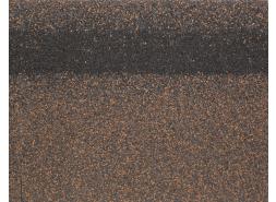 Коньки-карнизы SHINGLAS Кедр 253х1003 мм (20 гонтов, 20 пог.м, 5 кв.м)