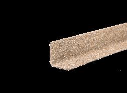 ТЕХНОНИКОЛЬ HAUBERK уголок металлический внутренний, античный