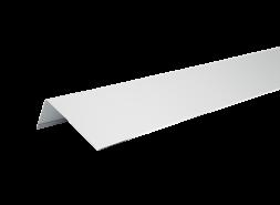 ТЕХНОНИКОЛЬ HAUBERK наличник оконный металлический, полиэстер, RAL 7004 серый, шт.