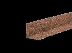 ТЕХНОНИКОЛЬ HAUBERK уголок металлический внутренний, красный, шт.