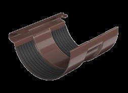 ТН МВС, соединитель желоба, коричневый
